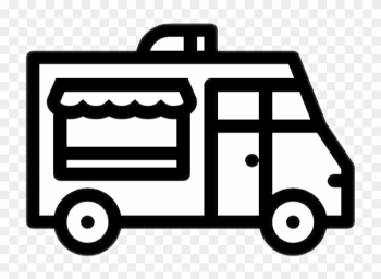 Mobile Kitchens - Food Truck Icon .png png image transparent background