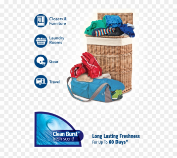This Innovative Approach To Odor Elimination Takes - Storage Basket png image transparent background