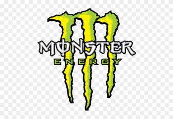 Monster Energy Drink Wolf By Yipyuffmcmoonypixels - Monster Energy Muscle Monster Banana png image transparent background