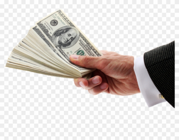 United States Dollar Money Cash Stock Photography Banknote - Hand Holding Money Png png image transparent background