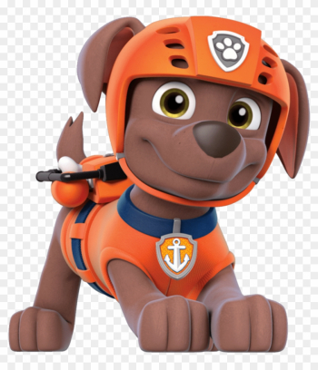Thumbs Up Image Clip Art Download - Paw Patrol - Zuma Action Pack Pup And Badge png image transparent background