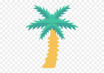 Coconut Tree Free Icon - Nature Park png image transparent background