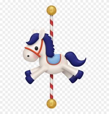 Carousel Horse - Caballito Baby De Carrusel Png png image transparent background