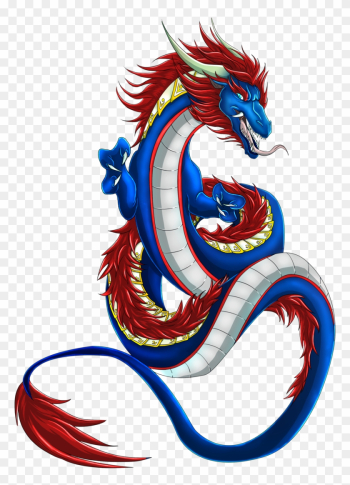 Chinese Dragon Outline Free Download Clip Art Free - Chinese Dragon Png png image transparent background