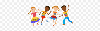 Dance - Kids Dancing Clipart Png png image transparent background