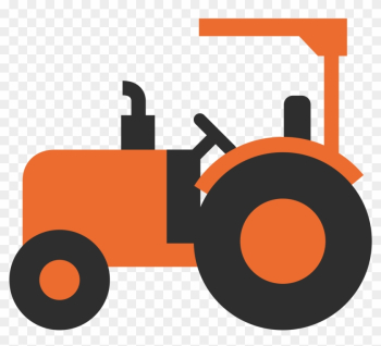 Stars Clipart Images And Hd Wallpapers - Orange Tractor Clip Art png image transparent background