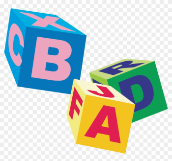 Cube Letter Toy Block - Letters Cube Png png image transparent background