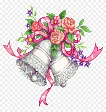 Luxury Free Transparent Png Files And Paint Shop Pro - Wedding Bells png image transparent background