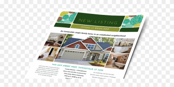 Real Estate Brochures, Flyers, Newsletters - Exterior House Paint Ideas png image transparent background