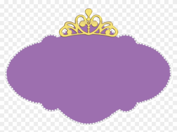 Sofia The First Crown Clipart - Sofia The First Logo Png png image transparent background