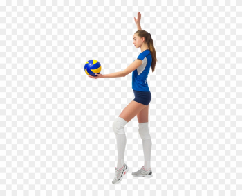 Download - Volleyball Girl Png png image transparent background