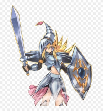Dark Magician Girl The Dragon Knight Dmgdk By Goku162008 - Dark Magician Girl The Dragon Knight png image transparent background