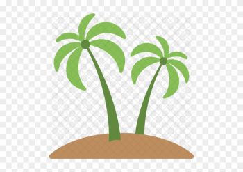 Palm Tree Icon Travel Hotel Holidays Icons In And Png - Palm Trees png image transparent background