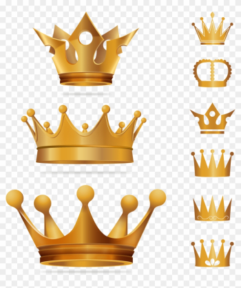 Crown Euclidean Vector - Royal Queen Crown Png png image transparent background