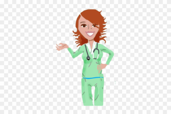 Medical Assistant Clipart - Nurse Free Clipart png image transparent background