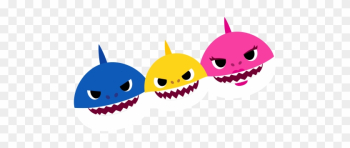 Grow Your Dream With Pinkfong - Pinkfong Baby Shark Png png image transparent background