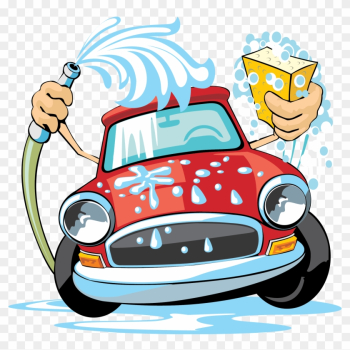 Car-wash - Car Wash Vector Free png image transparent background