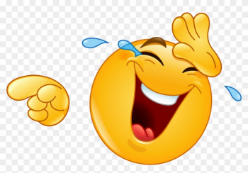 Smiley Lol Emoticon Laughter Clip Art - Laughing Emoji png image transparent background