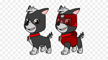 Elizabeth The Construction Pup By Wolf Prince Leon - Cartoon png image transparent background
