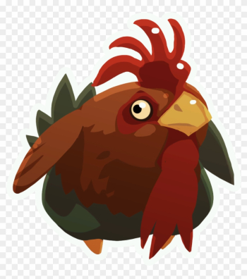 """""""struts His Stuff Like He's King Of The Coop - Slime Rancher All Food png image transparent background"""