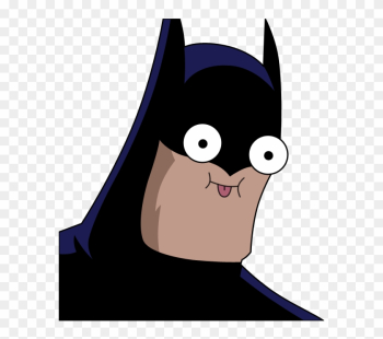 I Love How Reposts Are Thumbed And People Who Go Against - Batman Poo Brain png image transparent background
