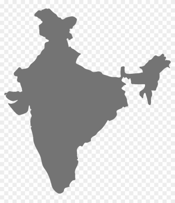 Location Of Rajasthan In India Map png image transparent background