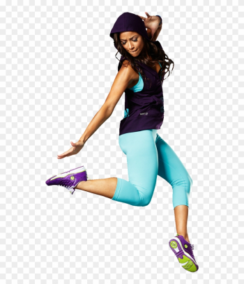 Zumba Classes - Helen Pybus - Zumba Dance Png png image transparent background