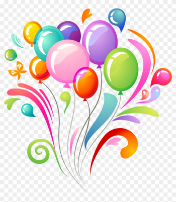 Feliz Viernes Png - Birthday Balloons Png png image transparent background