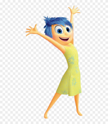 United States Pixar Happiness Film Clip Art - Joy From Inside Out png image transparent background