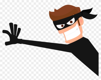 Thief, Robber Png - Wallet Stolen Cartoon png image transparent background