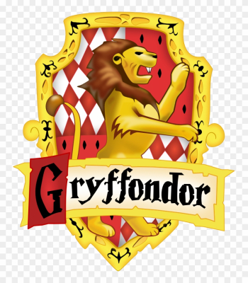 Gryffondor Inkscape Design By Mrkline - Harry Potter House Gryffindor png image transparent background