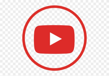 Youtube Logo Round Png - Youtube Icon Circle Png png image transparent background