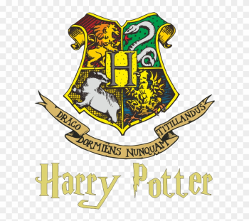Logo Hogwarts Harry Potter Vector - Hogwarts School Of Witchcraft And Wizardry png image transparent background