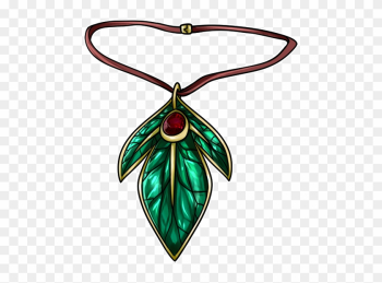 Emerald Leaf Necklace By Wyngrew - Stock Photography png image transparent background