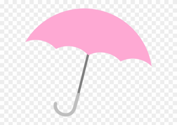 Beach Umbrella Clip Art Free Vector For Free Download - Pink Baby Shower Umbrella png image transparent background
