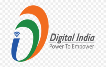 Digital India Logo - Digital India Power To Empower Logo png image transparent background