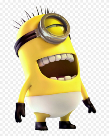 Minions Despicable Me Happy Desktop Wallpaper - You Re Funny Minion png image transparent background