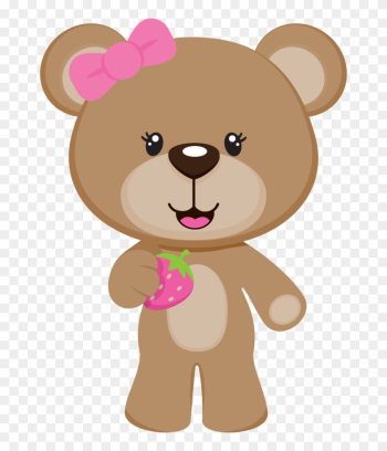 Say Hello - Oso De Baby Shower png image transparent background