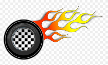 Racing Wheel - Hot Wheels Logo Png png image transparent background
