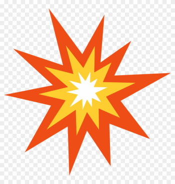 Guess The Emoji Explosion Emoticon Clip Art - Explosion Icon Png png image transparent background