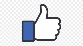 Thumb Icon - Thumbs Up Facebook Emoji png image transparent background