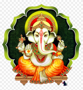 Pngforall Ganesh Clipart Picture, Ganesh Gif, Png, - Sankashti Chaturthi 2018 March png image transparent background