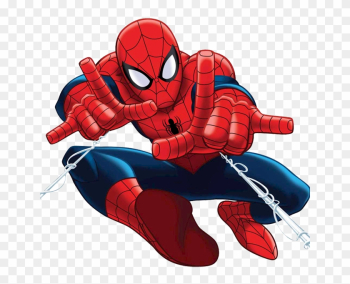 Spiderman Clipart Quality Cartoon Characters Images - Spiderman Png png image transparent background