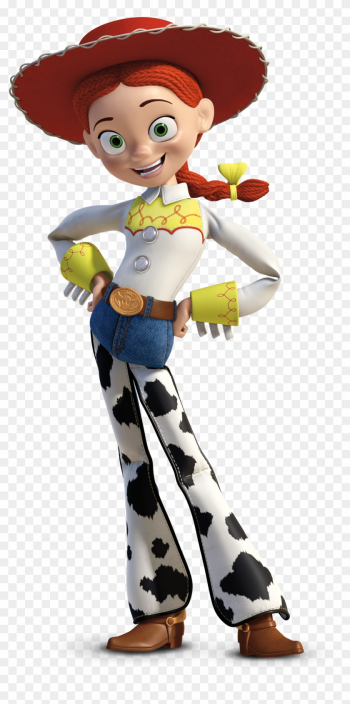 Clipart Toy Story - Jessie From Toy Story png image transparent background