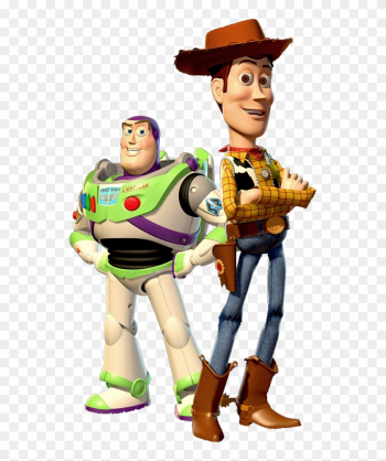 Toy Story Clipart Transparent - Toy Story Woody And Buzz Png png image transparent background