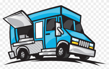 Food Truck Wednesday - Food Truck Clip Art png image transparent background