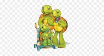 Franklin & Friends - Baby Franklin The Turtle png image transparent background