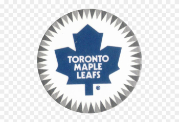 World Pog Federation > Canada Games > Nhl 93 94 322 - Toronto Maple Leafs Wall Decal png image transparent background