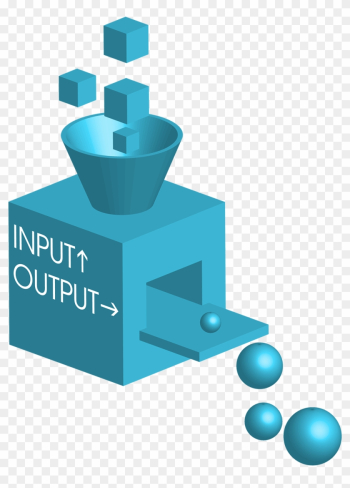 We Work With Organisations To Develop And Implement - Input Output Clip Art png image transparent background