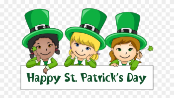 Girl Clipart St Patrick's Day - St Patrick's Day Girl Png png image transparent background